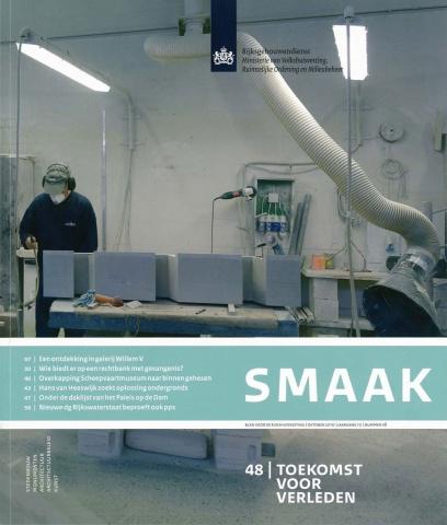 SMAAK #48 - 'Terug naar de Nieuwe Hollandse Nuchterheid'