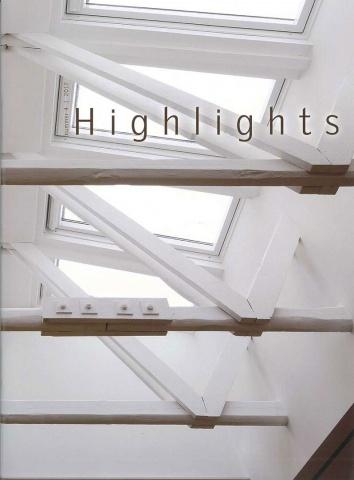 Highlights #4 - 2012 - 'Je kunt een gebouw niet helder genoeg maken '