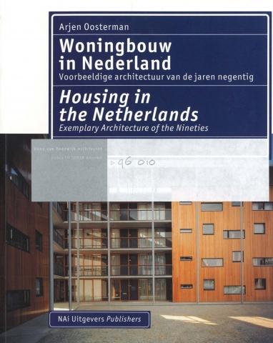 Woningbouw in Nederland, 1996