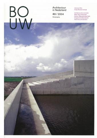 Bouw #8, 2004 - 'Kantoor Adviesdienst Geo-informatie en ICT van Rijkswaterstaat, Delft'