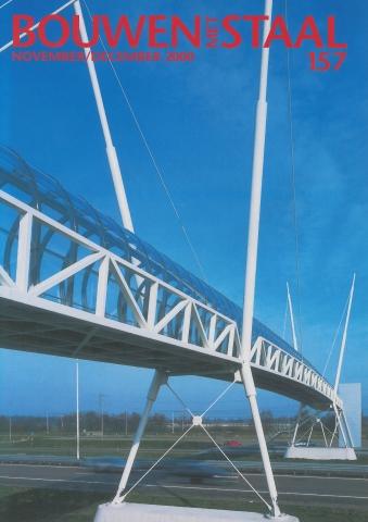 Bouwen met Staal, november/december 2000 - 'Sprong over snelweg verhoogt omzet'