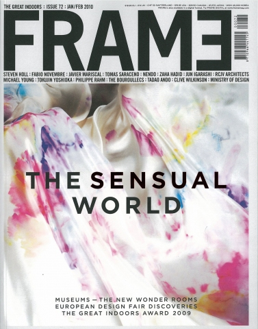 FRAME Issue 72, 'Russian Evolution'