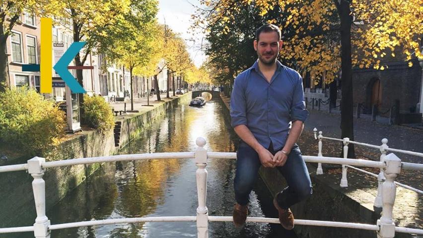 Hans van Heeswijk te gast bij AVROTROS Kunstuur.