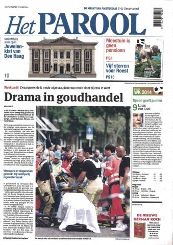 Het PAROOL 27 juni 2014, 'Juwelenkist van Den Haag'