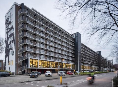 Verbouwing en Interieur hoofdkantoor Vesteda gereed.