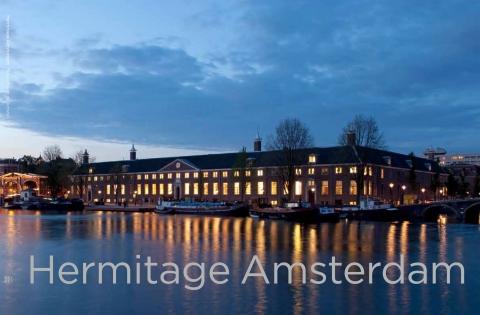 Hermitage Amsterdam - Museum aan de Amstel