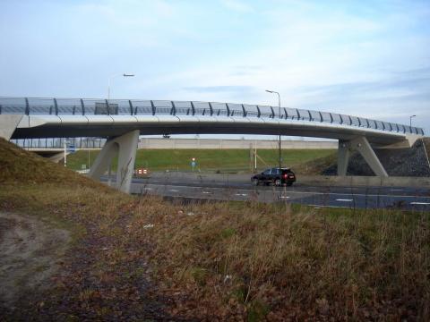 Fietsviaduct N264