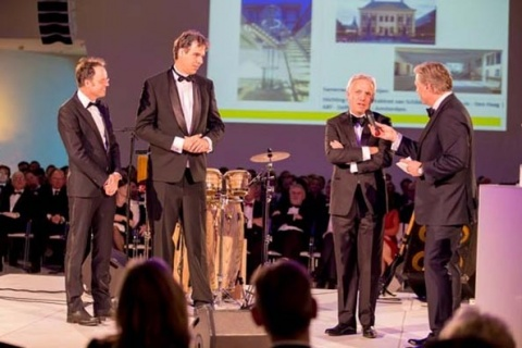 Uitbreiding Mauritshuis genomineerd voor de Nederlandse Bouwprijs 2015.