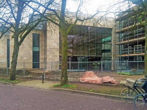 Museum MORE gaat eind mei 2015 open.