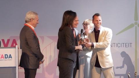 Het Mauritshuis wint de Nederlandse renovatieprijs Gulden Feniks 2015.