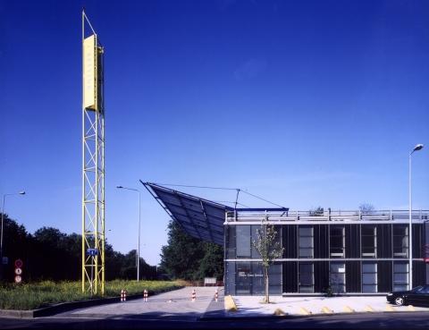Kantoren Daalwijkdreef