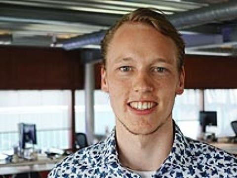 ir. Yoran van Dalen   architect / projectmedewerker