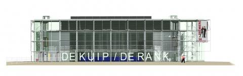 Theater, cultureel centrum, woningen Noordwijk